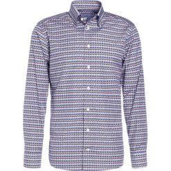 Eton SLIM FIT Koszula multicolor. Niebieskie koszule męskie slim marki Polo Ralph Lauren, m, z bawełny, polo. W wyprzedaży za 419,50 zł.