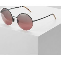 Okulary przeciwsłoneczne damskie aviatory: Burberry Okulary przeciwsłoneczne dark gunmetal