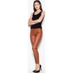 Spodnie sportowe damskie: Venaton Spodnie VT045 Rudy M – VT045RUM
