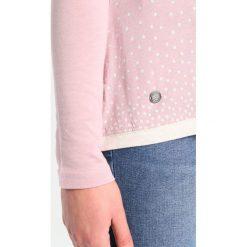 Bluzki asymetryczne: Ragwear TILDA ORGANIC Bluzka z długim rękawem old pink