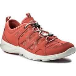 Trekkingi ECCO - Terracruise 84111350865 Spiced Coral/Spiced Coral. Brązowe buty trekkingowe damskie ecco. W wyprzedaży za 319,00 zł.