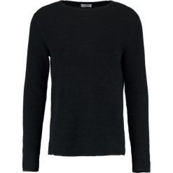 Swetry klasyczne męskie: Selected Homme SHDBAZ CREW NECK Sweter caviar
