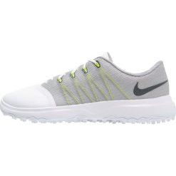 Buty sportowe damskie: Nike Golf LUNAR EMPRESS 2 Obuwie do golfa white/anthracite/cool grey