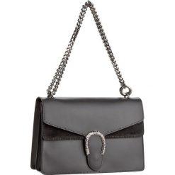 Torebka CREOLE - K10407  Czarny. Czarne torebki klasyczne damskie Creole, ze skóry. W wyprzedaży za 209,00 zł.