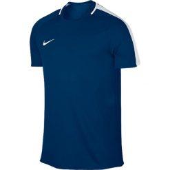 Nike Koszulka męska Dry Academy Top SS granatowa r. L (832967 433). Niebieskie koszulki sportowe męskie marki Nike, l. Za 66,00 zł.