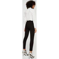 Mango - Jeansy Noa. Niebieskie jeansy damskie marki House, z jeansu. Za 119,90 zł.