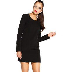 """Długie sukienki: Sukienka """"Miko"""" w kolorze czarnym"""