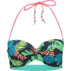 Bikini: Beachlife FALLING LEAVES Góra od bikini dark blue