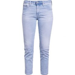 Boyfriendy damskie: AG Jeans PRIMA CROPPED Jeansy Slim Fit light blue