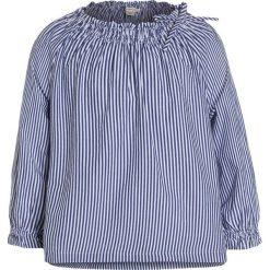 Sukienki dziewczęce z falbanami: J.CREW OPHELIE STRIPE Tunika blue