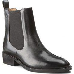 Sztyblety VAGABOND - Ava 4243-101-20 Black. Czarne buty zimowe damskie marki Vagabond, ze skóry. W wyprzedaży za 399,00 zł.