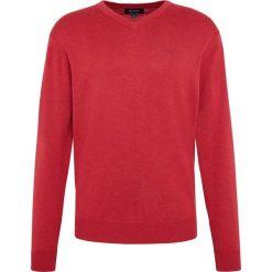 Mc Earl - Sweter męski, czerwony. Czerwone swetry klasyczne męskie Mc Earl, m, z bawełny. Za 129,95 zł.