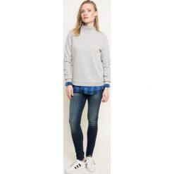 Bluzy rozpinane damskie: Vila - Bluza
