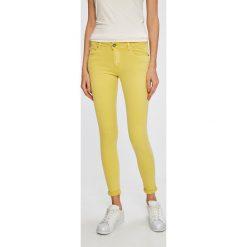 Answear - Jeansy. Szare jeansy damskie marki ANSWEAR, z bawełny. W wyprzedaży za 59,90 zł.
