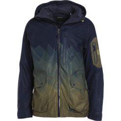 O'Neill JONES POWDER SHELL Kurtka snowboardowa ink blue. Niebieskie kurtki narciarskie męskie O'Neill, l, z materiału. W wyprzedaży za 1007,20 zł.