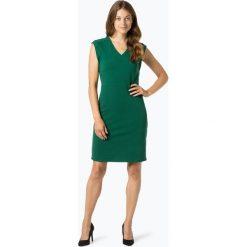 Marc O'Polo - Sukienka damska, zielony. Zielone sukienki balowe Marc O'Polo, z dżerseju, z dekoltem w serek. Za 569,95 zł.