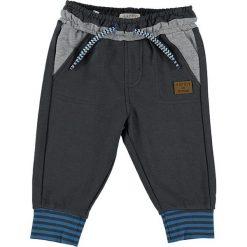 Odzież niemowlęca: Spodnie dresowe w kolorze szarym