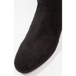 Buty zimowe damskie: Unisa OREGA Muszkieterki black