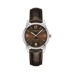 RABAT ZEGAREK CERTINA DS Podium Lady Quartz Precidrive. Szare zegarki męskie marki CERTINA, ze stali. W wyprzedaży za 1223,20 zł.