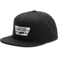 Czapka z daszkiem VANS - Full Patch Snap VN000QPU9RJ True Black. Czarne czapki z daszkiem męskie marki Vans, z bawełny. Za 109,00 zł.