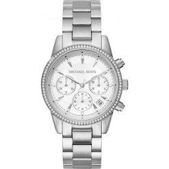 ZEGAREK MICHAEL KORS MK6428. Białe zegarki damskie Michael Kors, ze stali. Za 1290,00 zł.