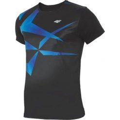 4f Koszulka męska czarna r. L (H4L17-TSMF003). Czarne koszulki sportowe męskie marki 4f, l. Za 79,85 zł.