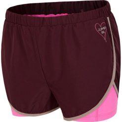 Buty sportowe dziewczęce: Spodenki treningowe dla małych dziewczynek JSKDT301 - bordowy
