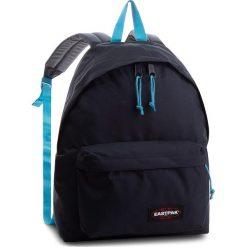 Plecak EASTPAK - Padded Pak'r EK620 58T Navy-Aqua. Niebieskie plecaki męskie Eastpak, z materiału, sportowe. Za 189,00 zł.