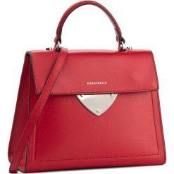 Torebka COCCINELLE - A05 B14 E1 A05 18 03 01 Coquelicot 209. Czerwone torebki klasyczne damskie Coccinelle, ze skóry. W wyprzedaży za 909,00 zł.