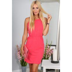 Sukienki: Koralowa Sukienka 2578