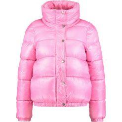 Bomberki damskie: JDY JDYROONA CROPPED  Kurtka zimowa aurora pink