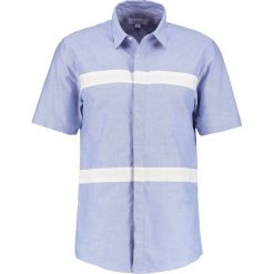 Koszule męskie na spinki: Soulland DAYAN Koszula blue