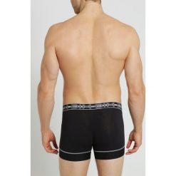 DIM 3D FLEX STAY&FIT 2 PACK Panty black. Czarne bokserki męskie DIM, z bawełny. Za 129,00 zł.