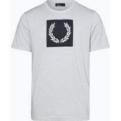 Fred Perry - T-shirt męski, niebieski. Niebieskie t-shirty męskie Fred Perry, m, z bawełny. Za 259,95 zł.