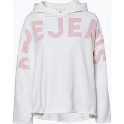 Bluzy damskie: Pepe Jeans - Damska bluza nierozpinana – Angel, czarny