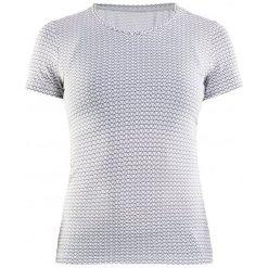 Craft Koszulka Triko Essential V White Xs. Białe bluzki sportowe damskie marki Craft, xs. W wyprzedaży za 59,00 zł.