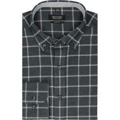 Koszula bexley f2481 długi rękaw slim fit czarny. Czarne koszule męskie jeansowe Recman, m, button down, z długim rękawem. Za 99,99 zł.