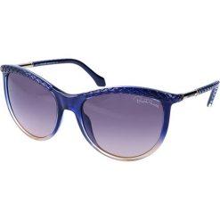 """Okulary przeciwsłoneczne damskie: Okulary przeciwsłoneczne """"RC873S"""" w kolorze niebieskim"""