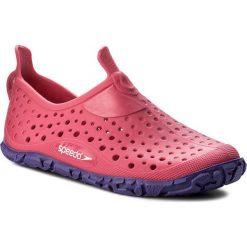Buty SPEEDO - Jelly Jf 8-07984B560 Pink/Purple. Czerwone buciki niemowlęce chłopięce Speedo, z tworzywa sztucznego. Za 79,99 zł.