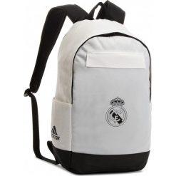 Plecak adidas - Real Bp CY5597 Cwhite/Black. Białe plecaki męskie Adidas, z materiału, sportowe. W wyprzedaży za 139,00 zł.