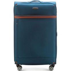 Walizka duża 56-3S-493-95. Niebieskie walizki marki Wittchen, duże. Za 229,00 zł.