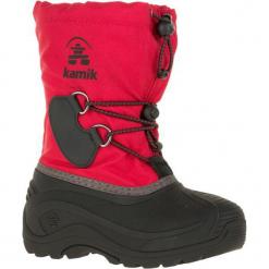 Kamik Buty Zimowe southpole4, Red, 30. Czerwone buciki niemowlęce chłopięce marki Kamik, na zimę. W wyprzedaży za 169,00 zł.