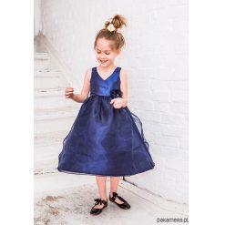 Sukienki dziewczęce wizytowe: Sukienka dziewczęca PRETTY LOOK