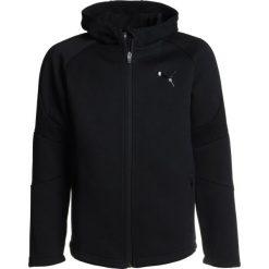 Bejsbolówki męskie: Puma EVOSTRIPE MOVE HOODY  Bluza rozpinana black
