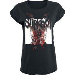 Slipknot All Out Life Koszulka damska czarny. Czarne bluzki damskie marki Slipknot, m, z nadrukiem, z kapturem. Za 99,90 zł.