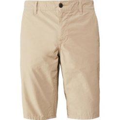 BOSS CASUAL SCHINO  Szorty medium beige. Brązowe szorty męskie BOSS Casual, z bawełny, casualowe. Za 379,00 zł.