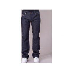 Jeansy bootcut Diesel  ZATINY. Niebieskie jeansy męskie Diesel. Za 569,00 zł.