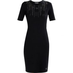Sukienki hiszpanki: Gaudi Sukienka z dżerseju black
