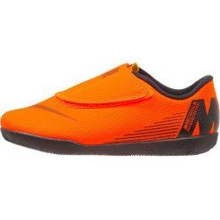 Nike Performance JR VAPORX 12 CLUB IC Halówki total orange/white/volt/black. Brązowe buty skate męskie Nike Performance, z gumy. Za 179,00 zł.
