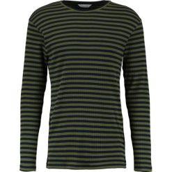 Swetry klasyczne męskie: Samsøe & Samsøe BADEN Sweter ivy green